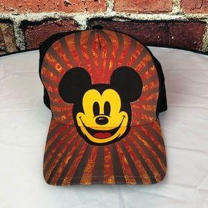 Micky Mouse Disney Parks Adjustable Hat